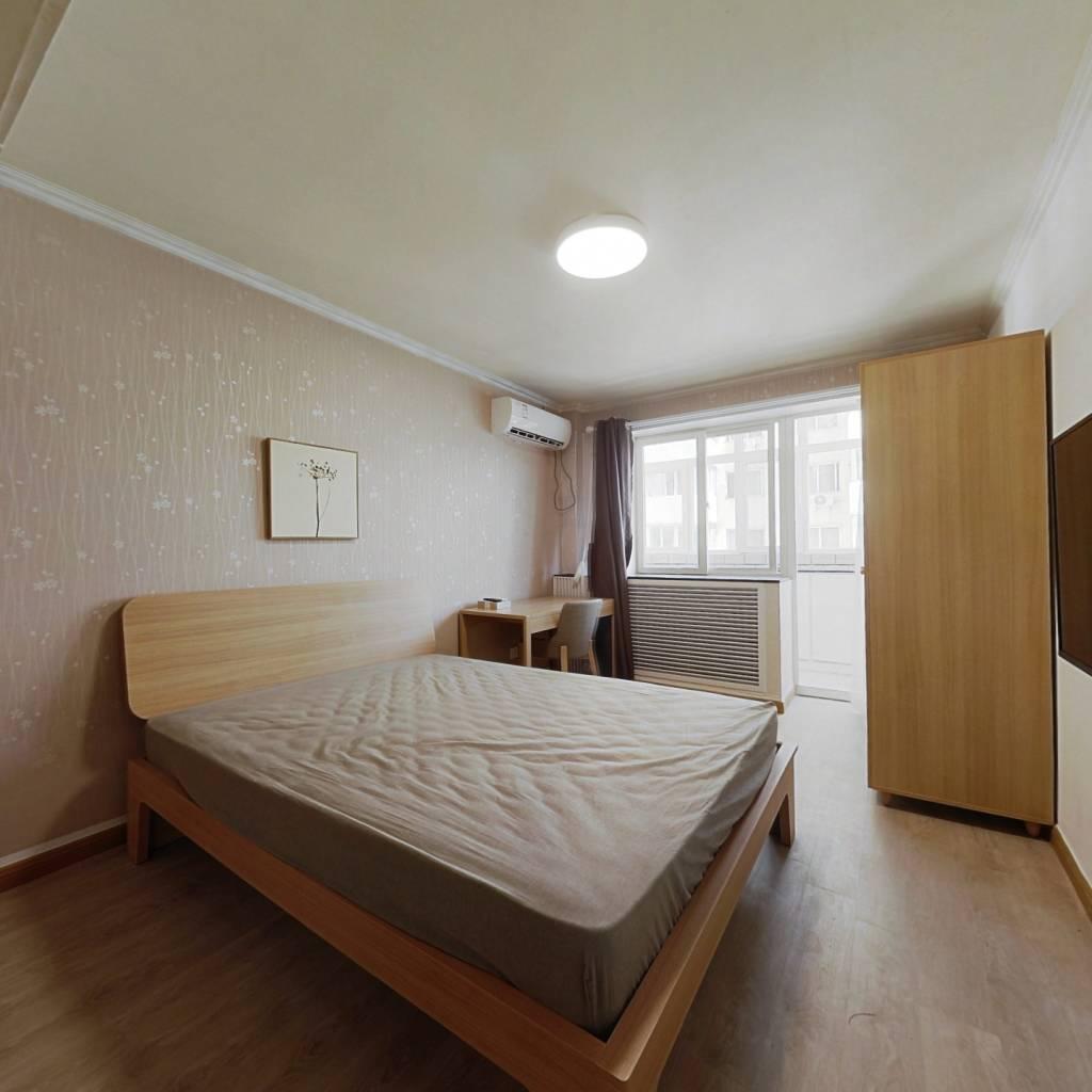 整租·新文化街 1室1厅 东卧室图