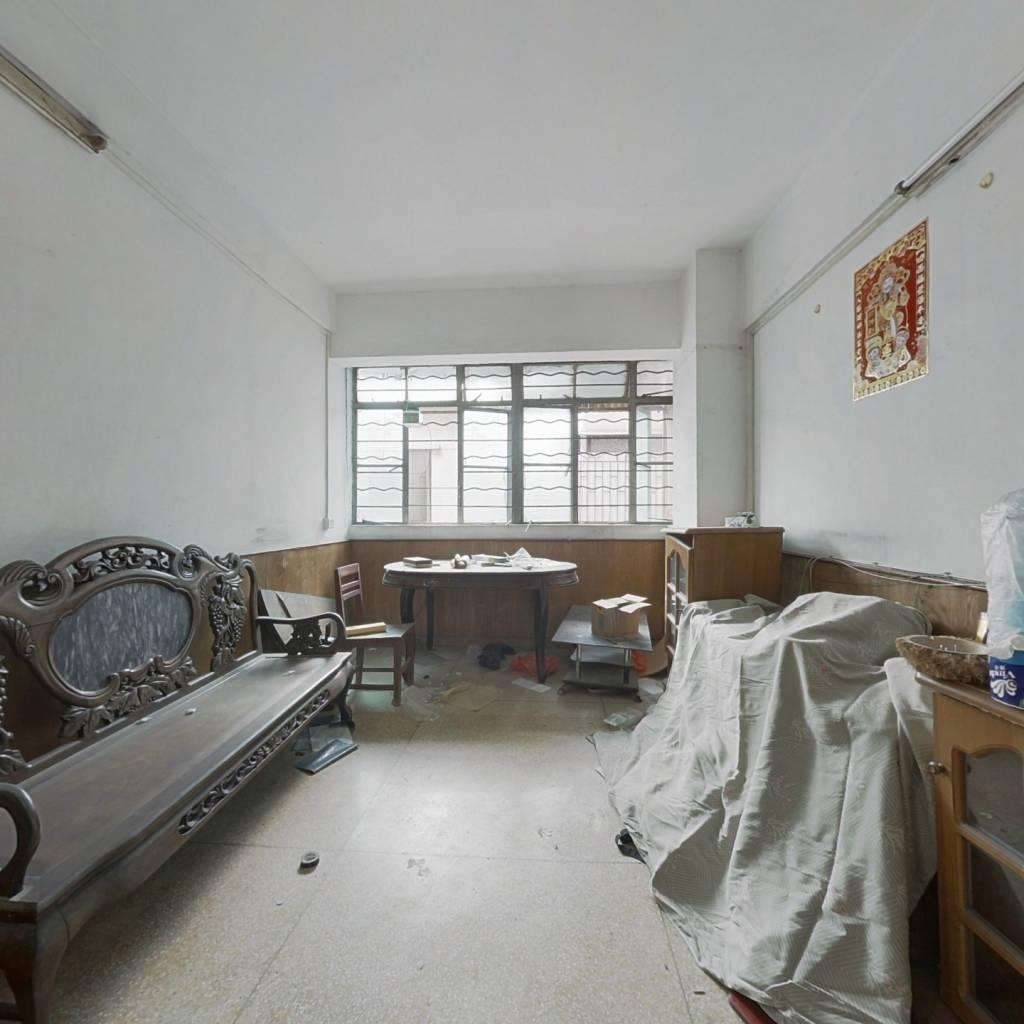 周门社区中层大三房 三面单边全明屋