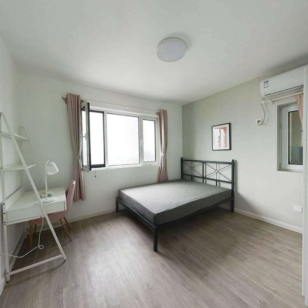 合租·路劲太阳城皓阳园 3室1厅 西卧室图