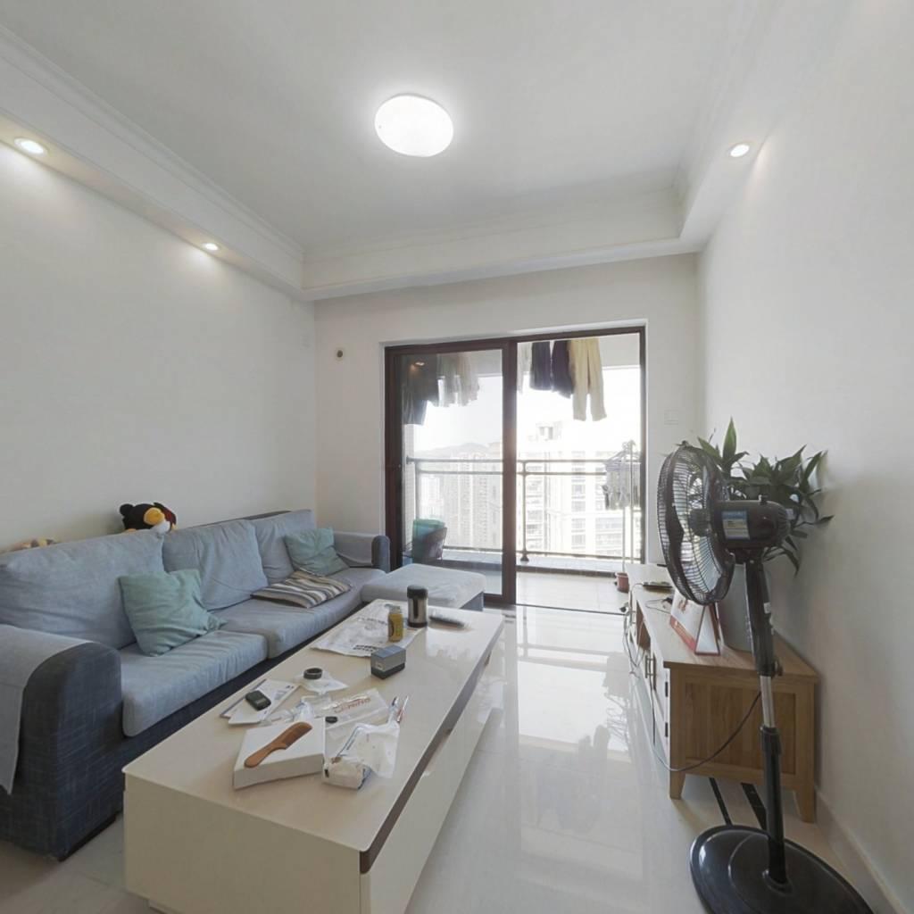 中海誉城南苑一房一厅,住家安静,视野好