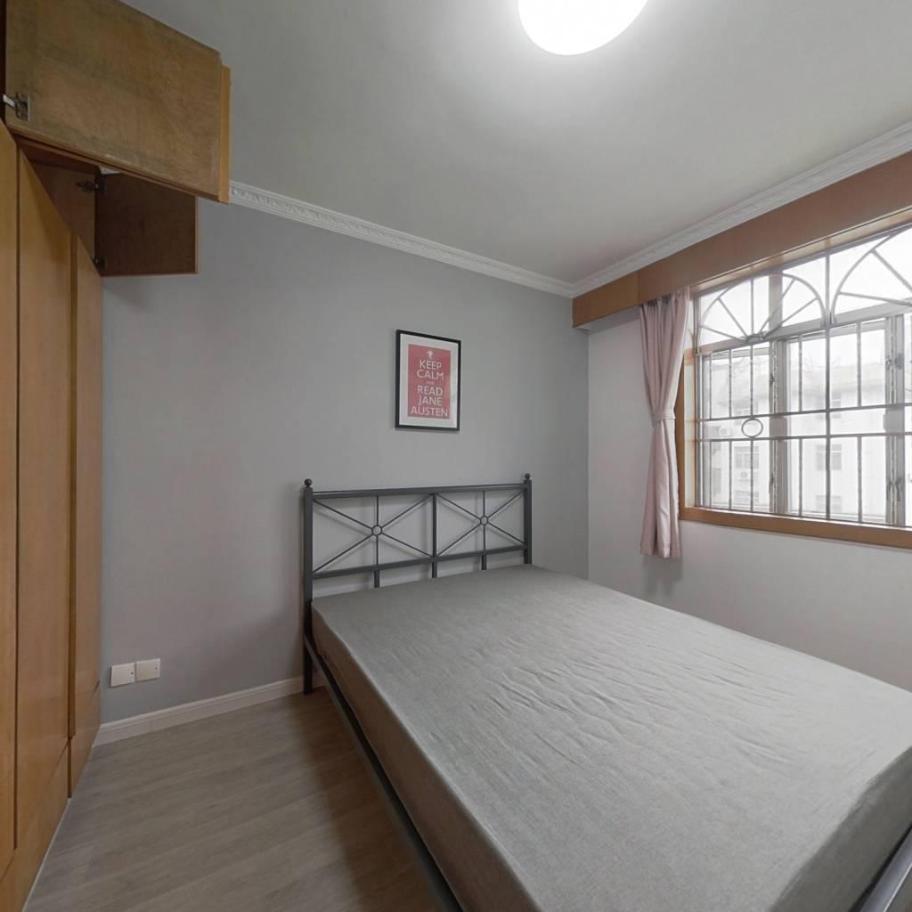 合租·景田西小区 4室1厅 东卧室图