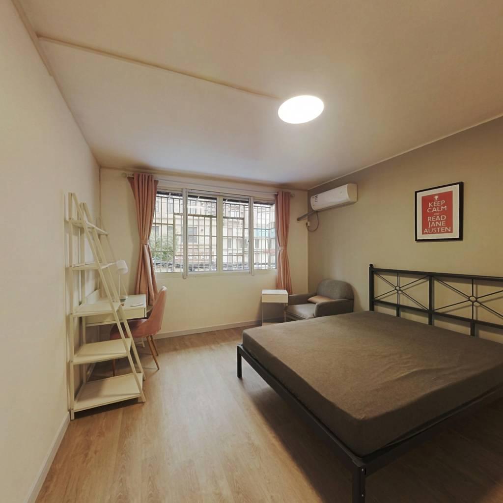 合租·宝安支路45号 2室1厅 南卧室图