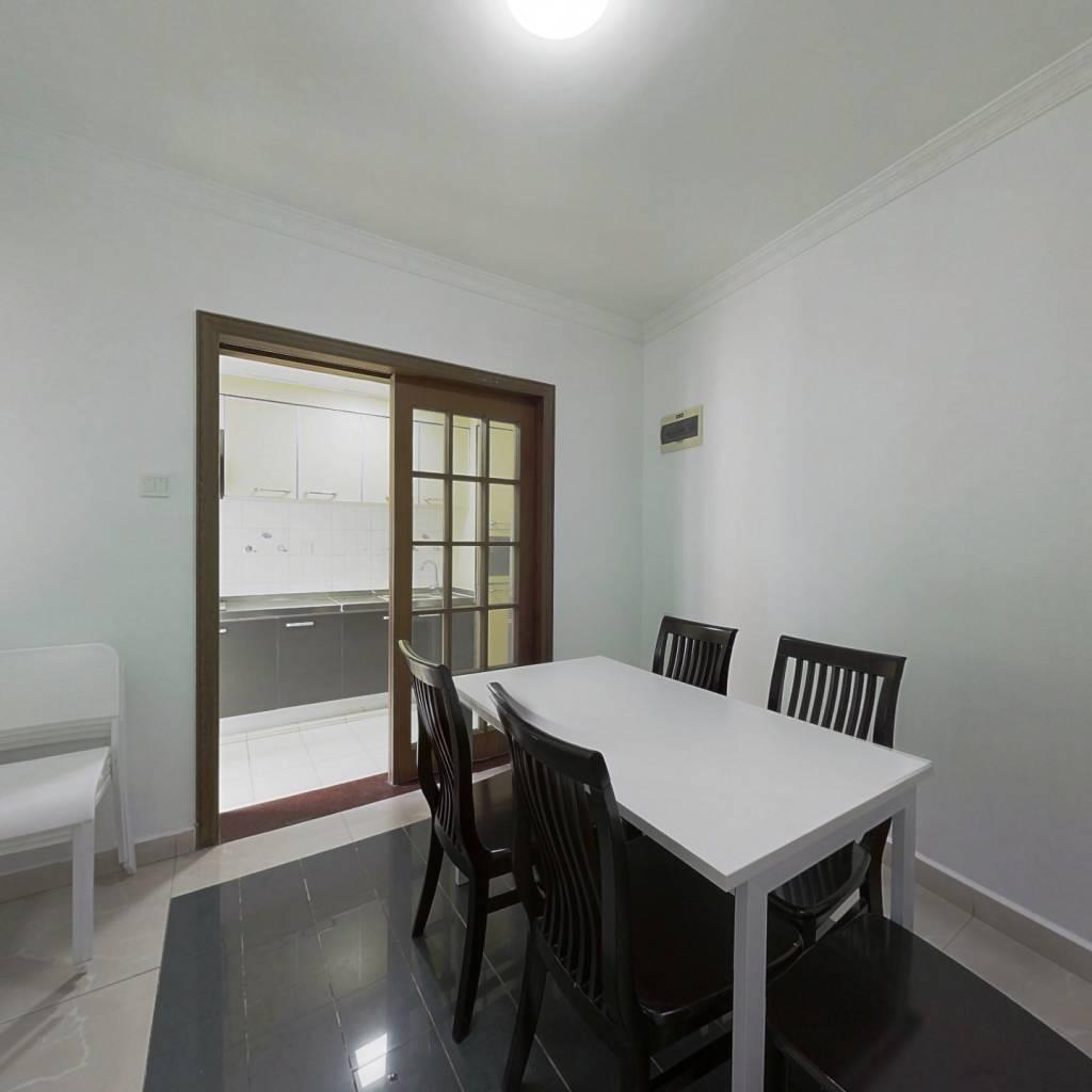 合租·阳光棕榈园一期 4室1厅 北卧室图