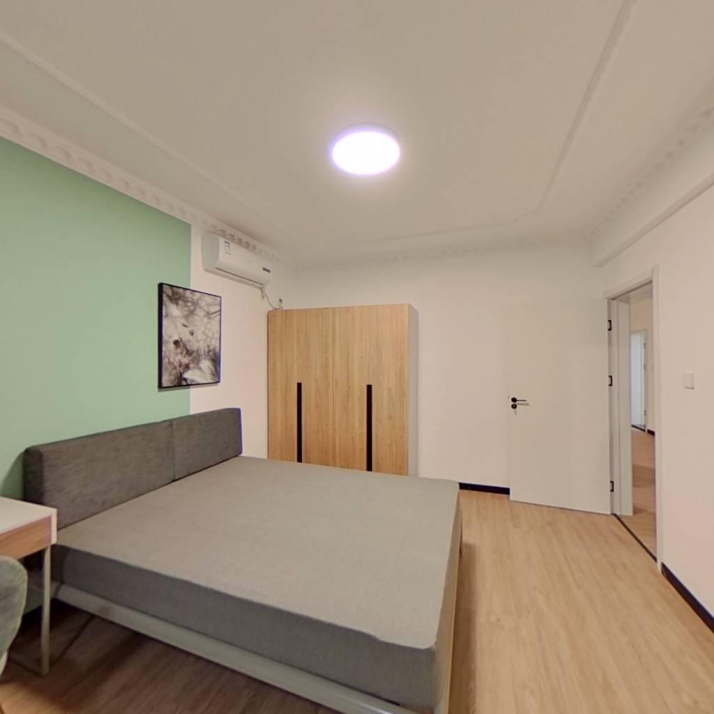 整租·长峰大厦 2室1厅 北卧室图