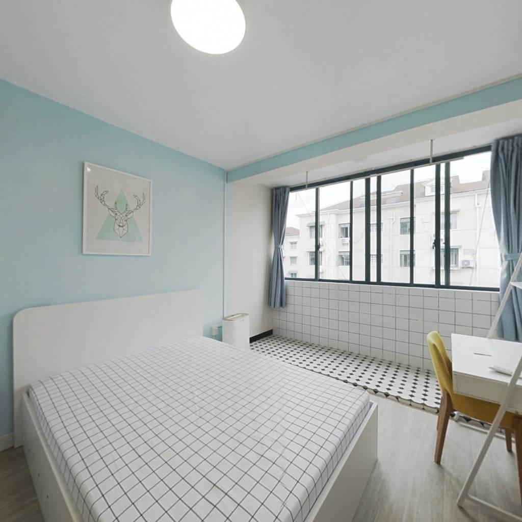 整租·龙吴路11弄 1室1厅 南卧室图