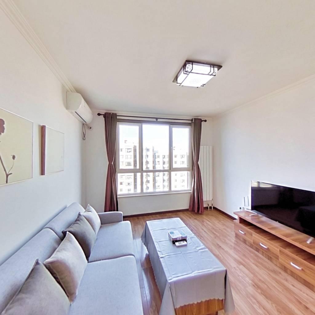 整租·溪城家园 2室1厅 南卧室图