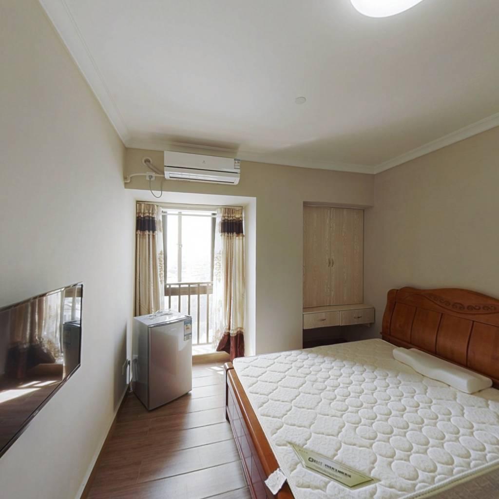 百汇时代广场 1室1厅 南