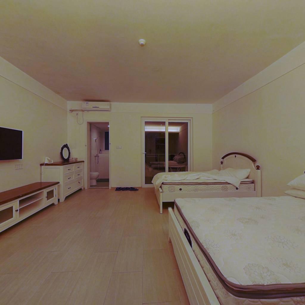 小户型度假房,业主诚心出售,带装修
