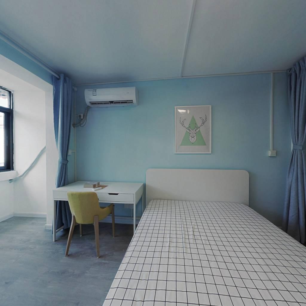 整租·瑞冬小区 2室1厅 南卧室图