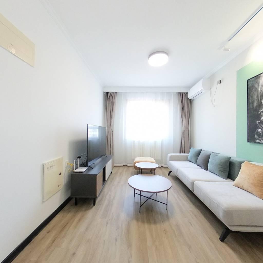 整租·肖家河新村西区 2室1厅 南卧室图