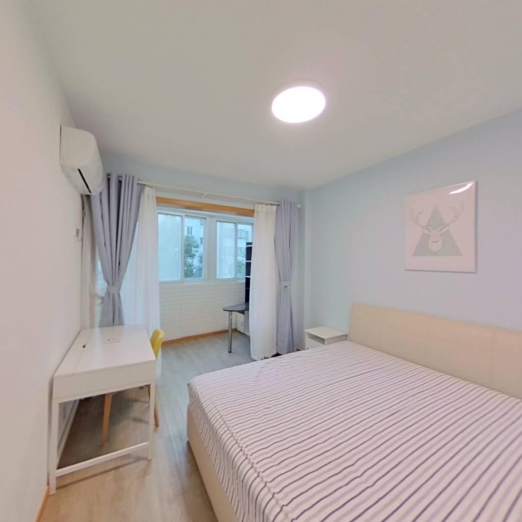 整租·同曦公寓 1室1厅 南卧室图