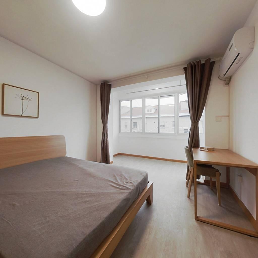 整租·龙南七村 2室1厅 南卧室图