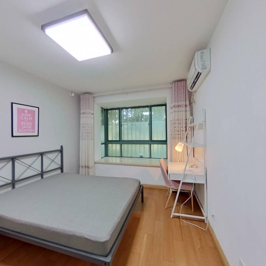 合租·嘉利明珠城 3室1厅 南卧室图