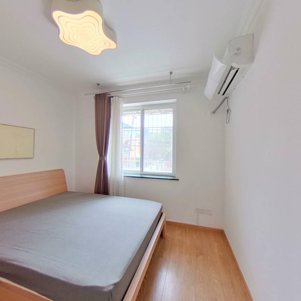 整租·双菱新村 2室1厅 南卧室图