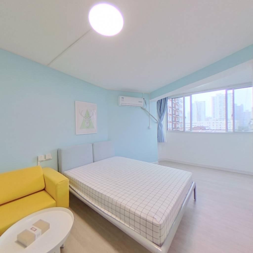 整租·大木桥路450弄 1室1厅 东卧室图