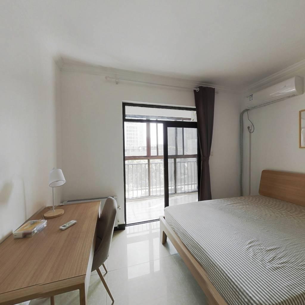合租·沙湖明珠 5室1厅 南卧室图