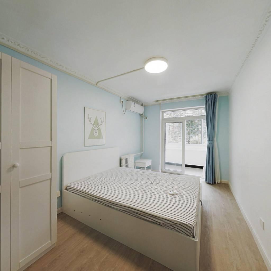 整租·四平园 2室1厅 南北卧室图