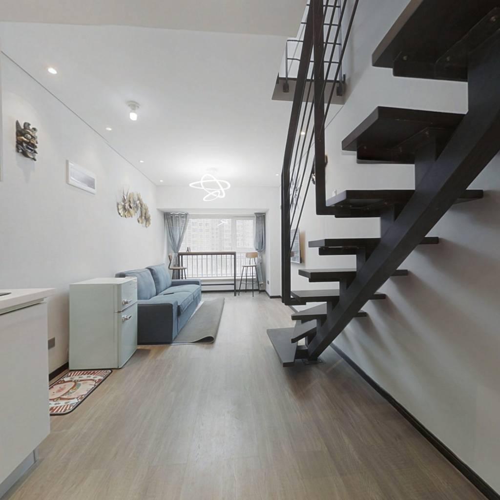 高品质 环境好 楼层好 复式 利用率高 业主诚心出售