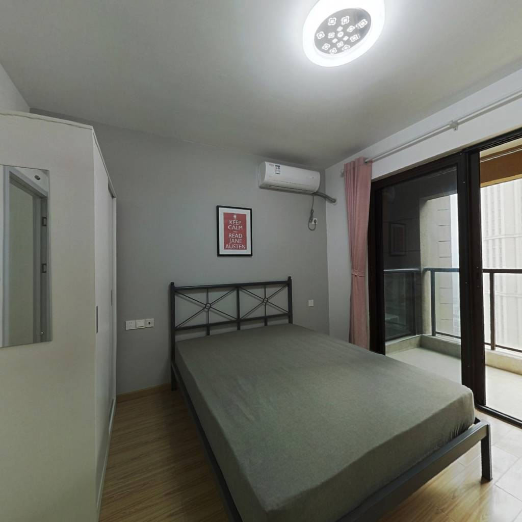 合租·融侨城 4室1厅 北卧室图