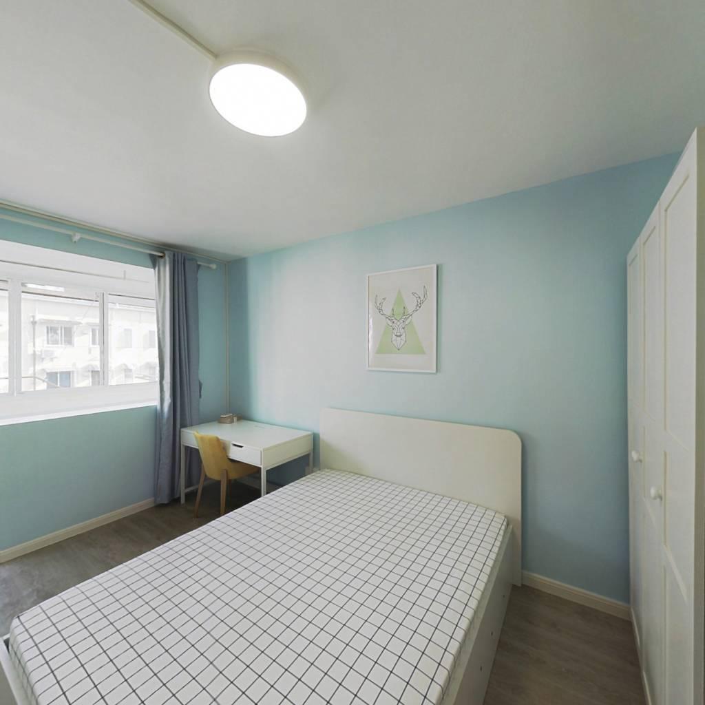 整租·金杨七街坊 2室1厅 南卧室图