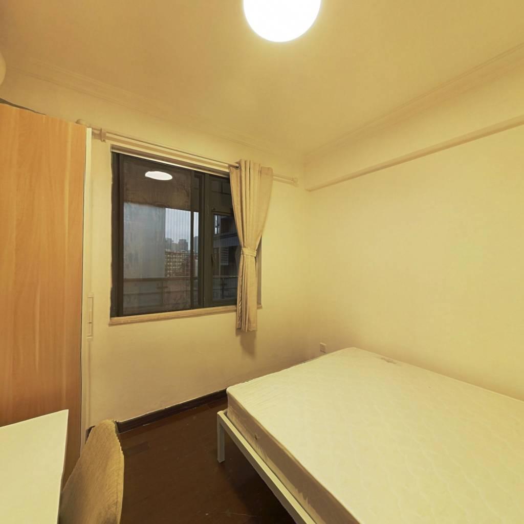 合租·珠江俊园 5室1厅 南卧室图