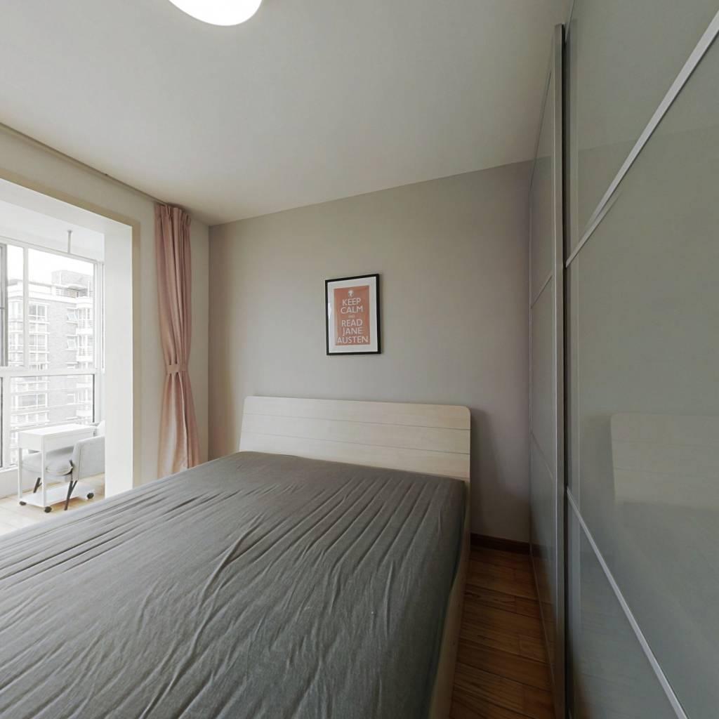 合租·优点社区 4室1厅 北卧室图