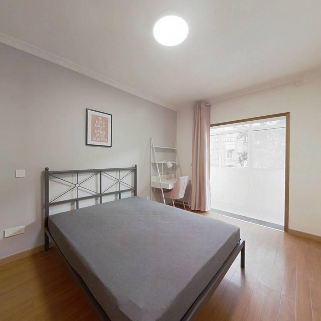 合租·瑞金新村 2室1厅 北卧室图