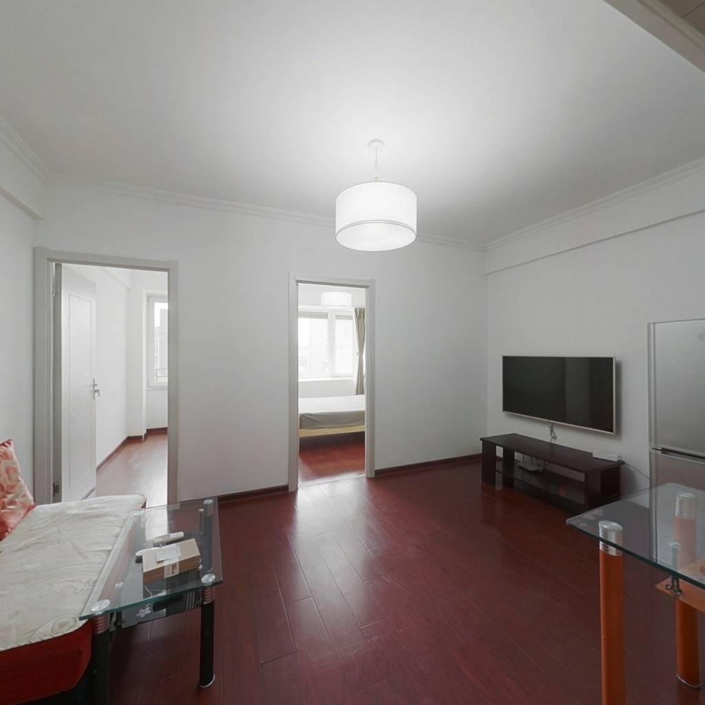 整租·先锋青年公寓 1室1厅 南卧室图