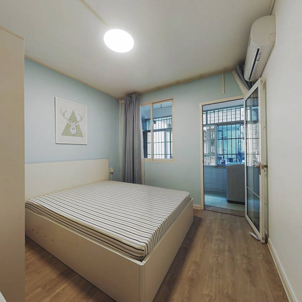 整租·东清巷 1室1厅 南卧室图