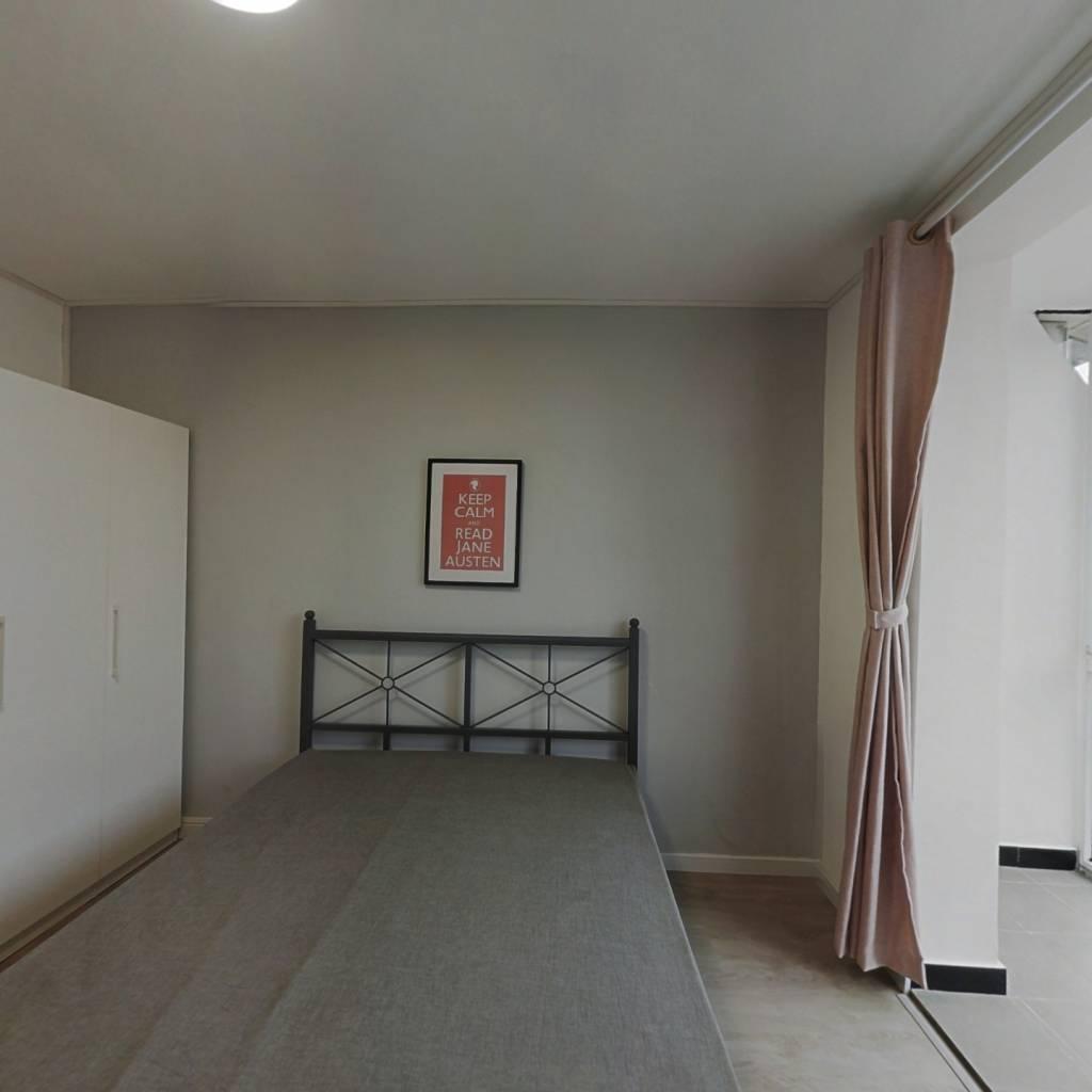 合租·化工一四村 3室1厅 南卧室图
