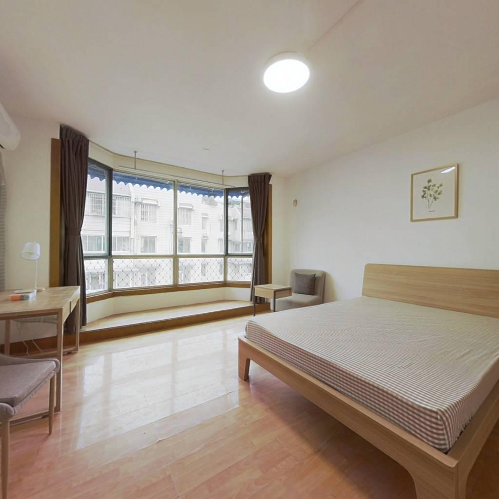 合租·交大智能二期 4室1厅 南卧室图