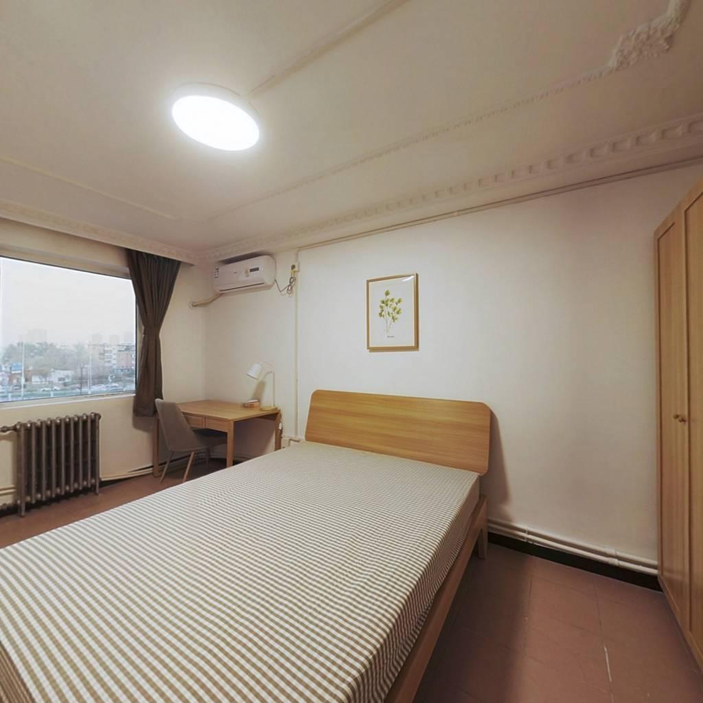 合租·新城小区 2室1厅 北卧室图
