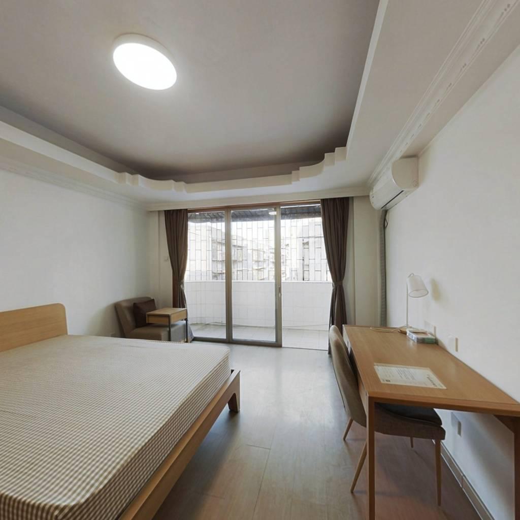 合租·建业小区南区 5室1厅 西卧室图