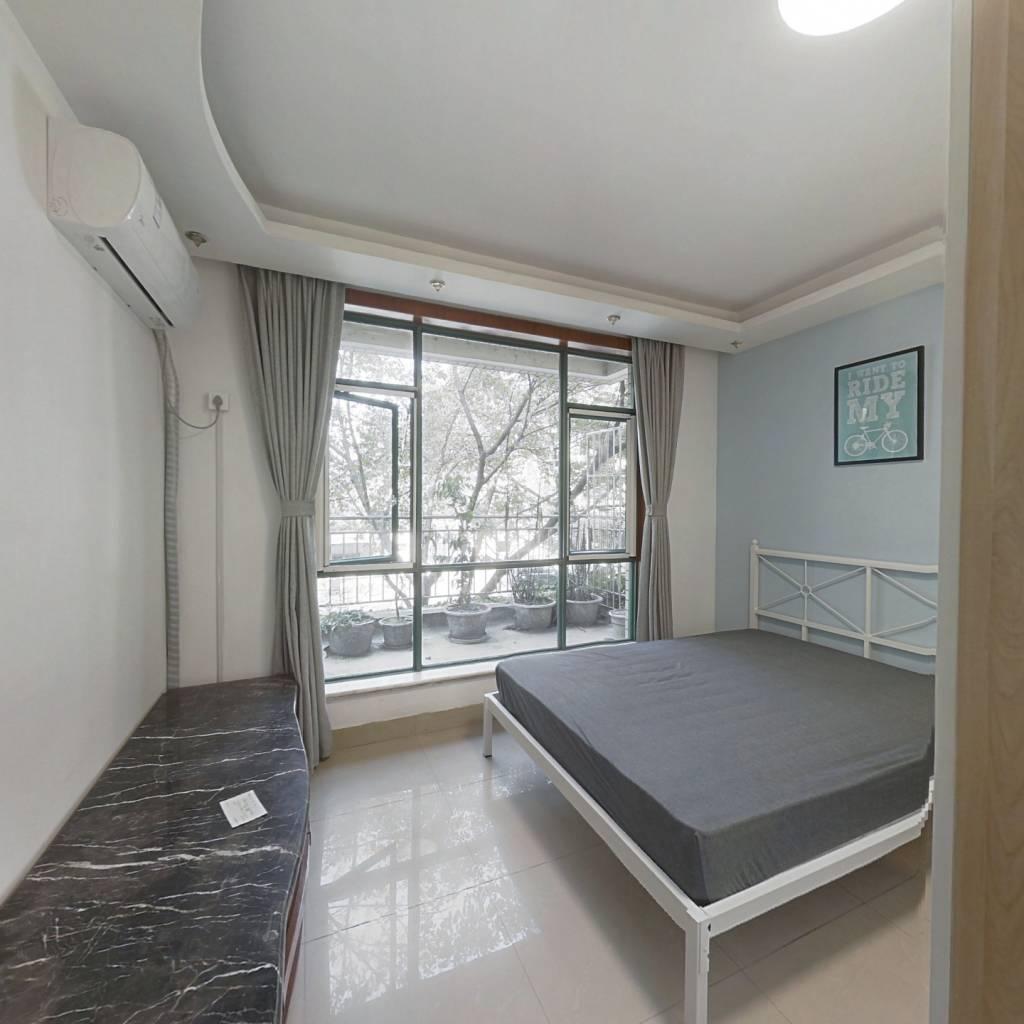 合租·和睦人家一二期 3室1厅 北卧室图