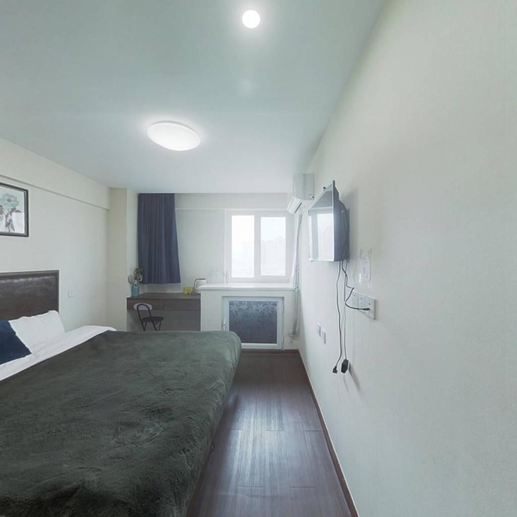 上市里总价很低的公寓,装修不错
