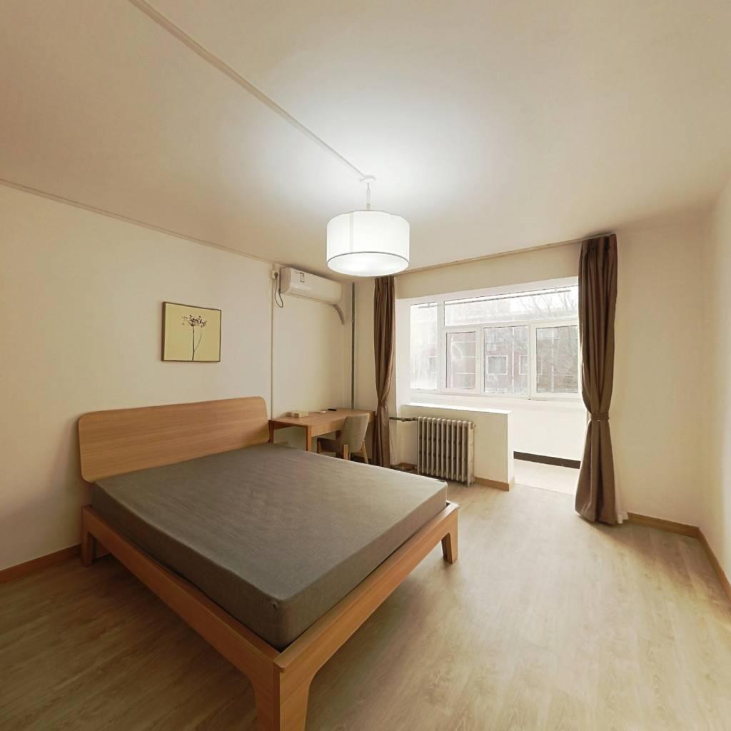 整租·小羊宜宾胡同 1室1厅 南卧室图
