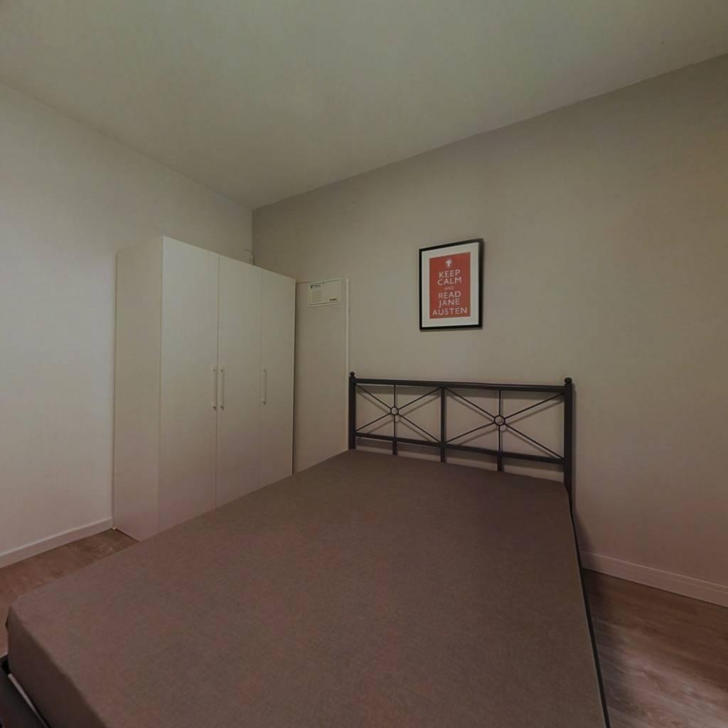 合租·水域天际 3室1厅 北卧室图