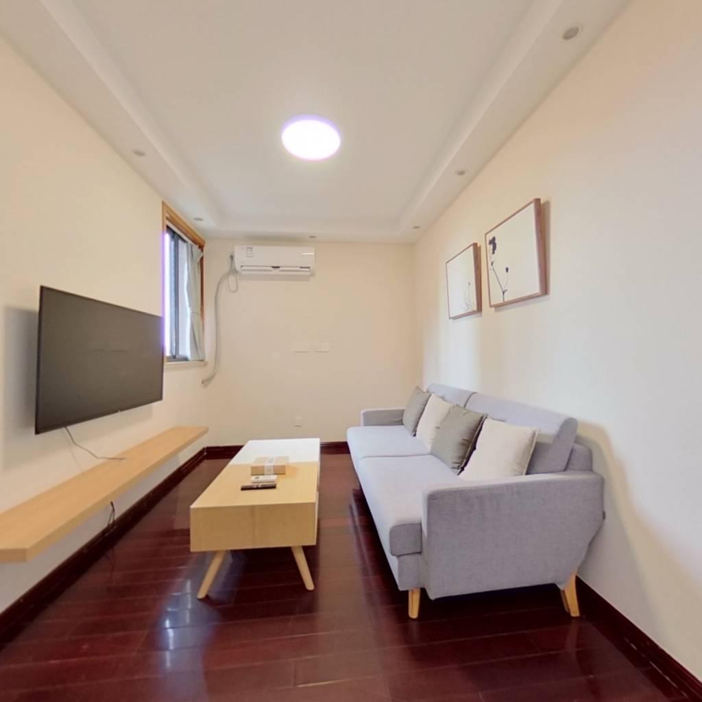 整租·馨佳园(菊泉街1969弄) 2室1厅 南卧室图