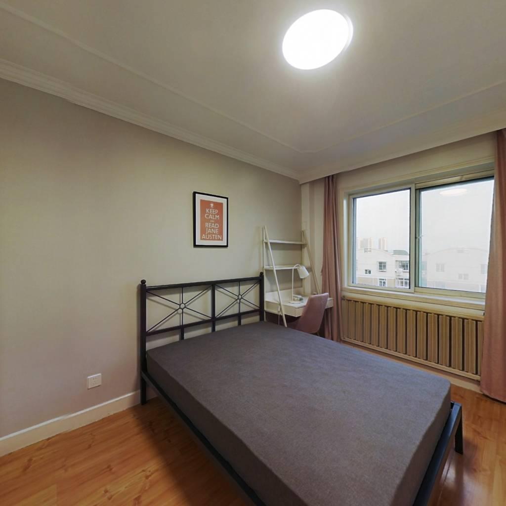 合租·久华里 2室1厅 南卧室图