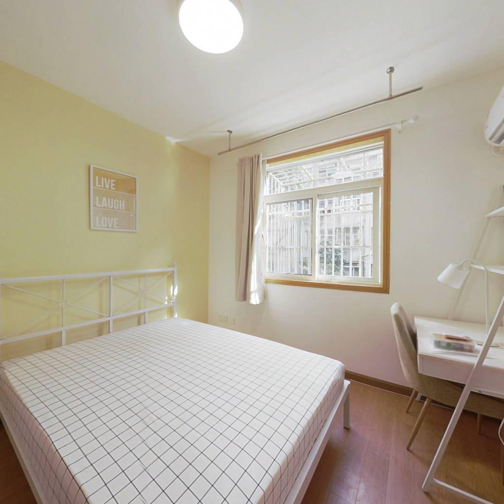 合租·南农大小区 3室1厅 北卧室图