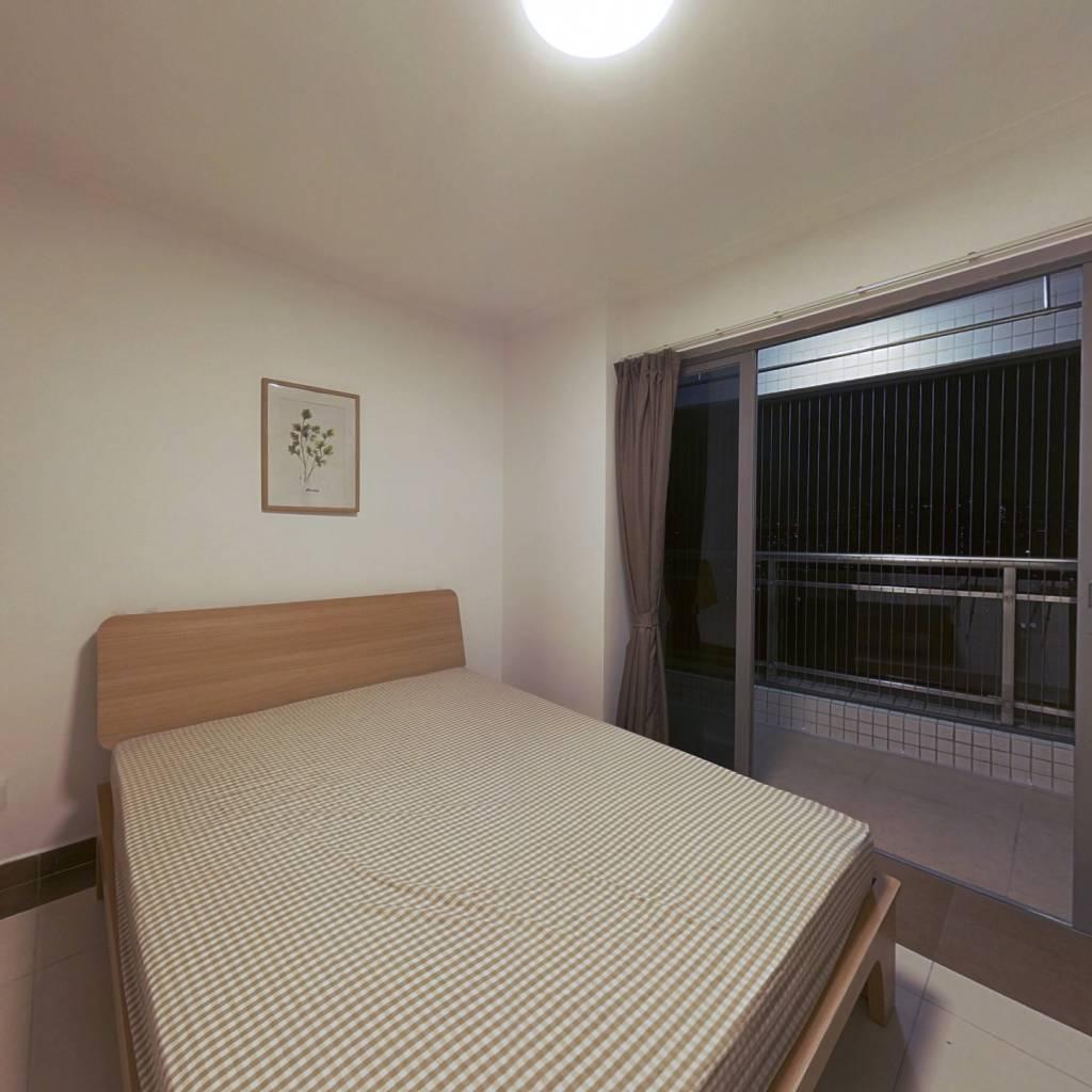 合租·恒荔湾畔 4室1厅 南卧室图