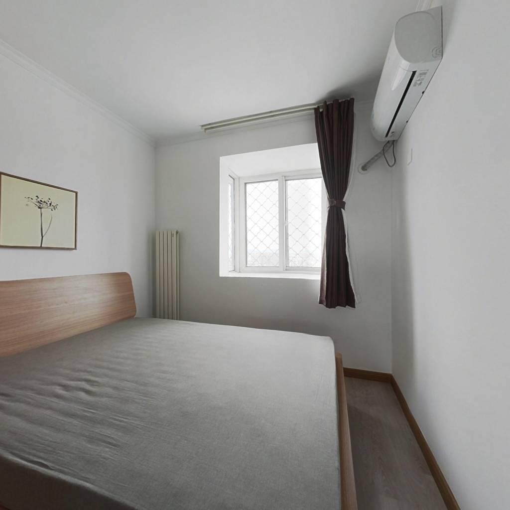 整租·华富丽苑 2室1厅 南北卧室图