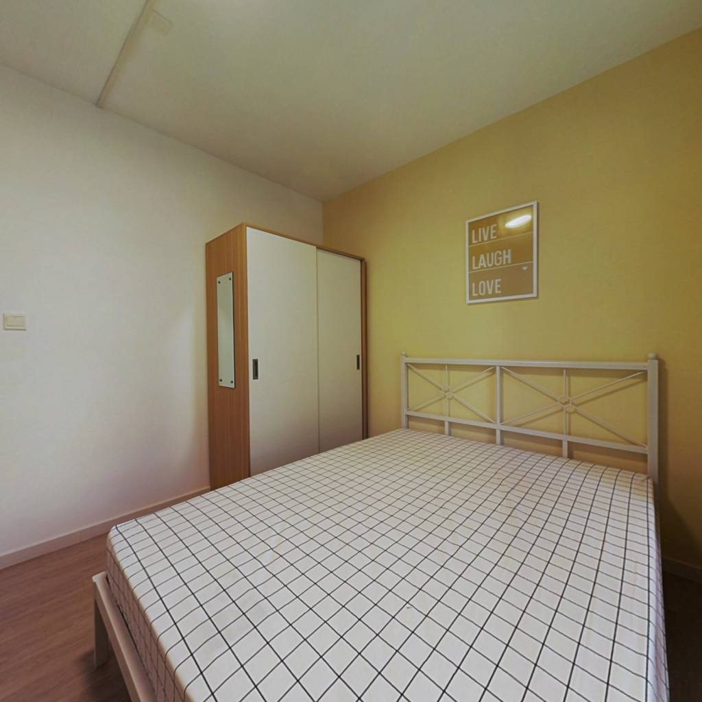 合租·百瑞景中央生活区四期 3室1厅 南卧室图