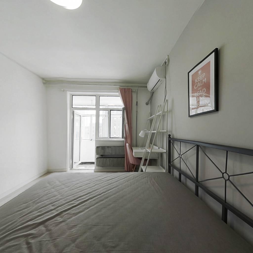 合租·东南小区 2室1厅 南卧室图