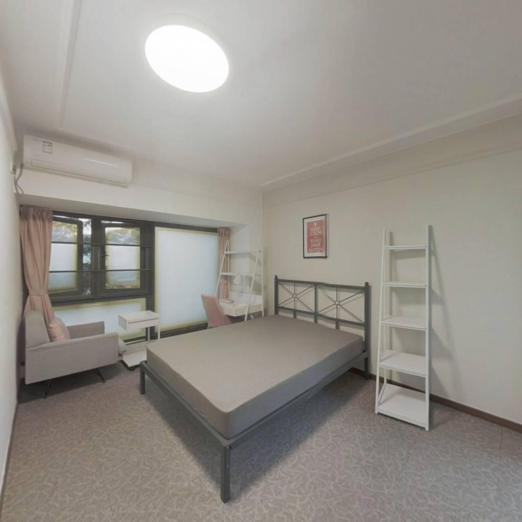 合租·塘朗雅苑 4室1厅 南卧室图