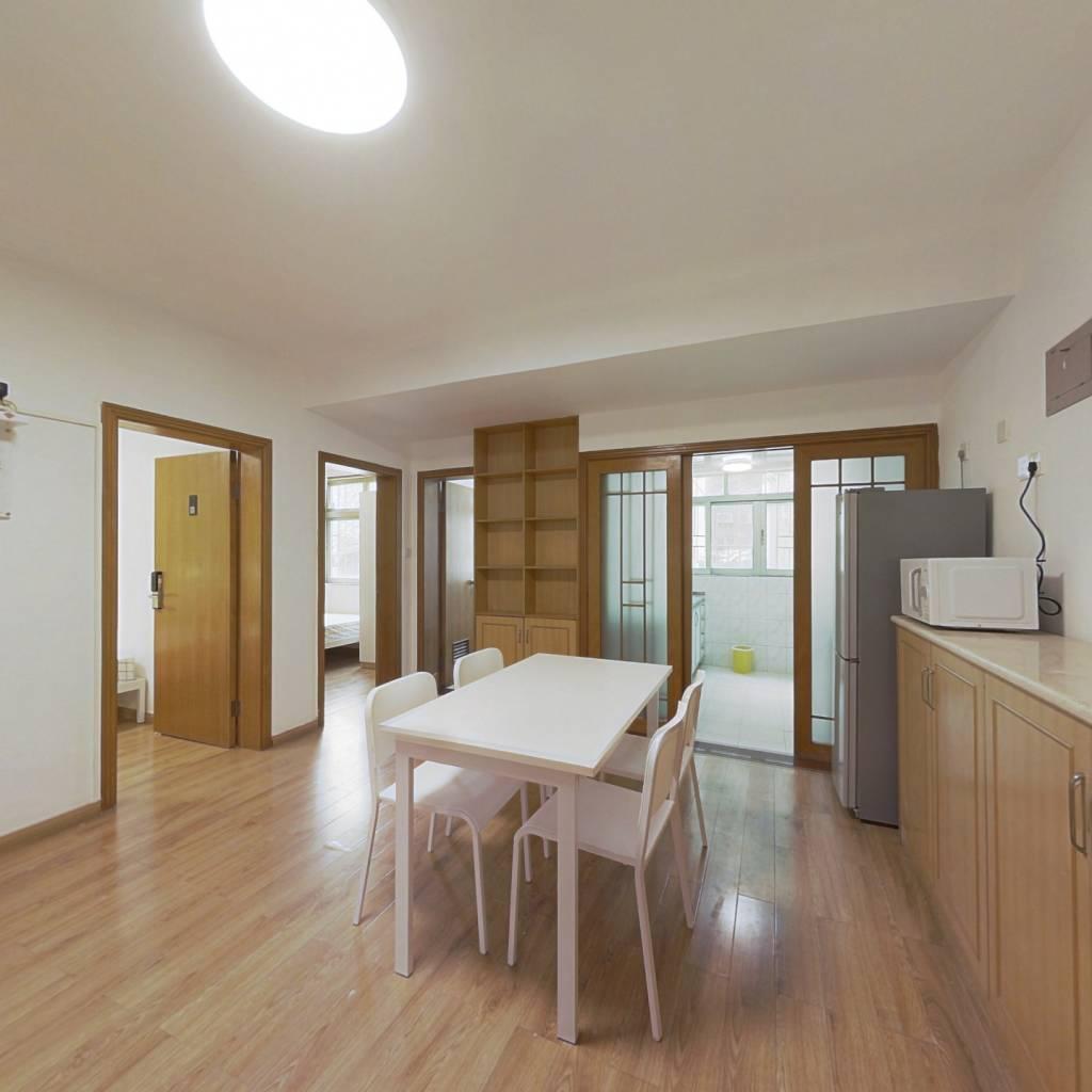 合租·麒麟花园B区 4室1厅 北卧室图
