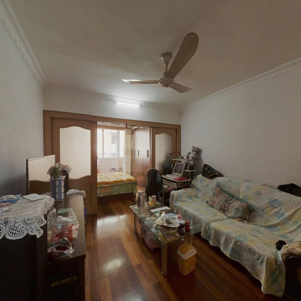 这是一套买来好出租易出售的房子,低楼层中总价低