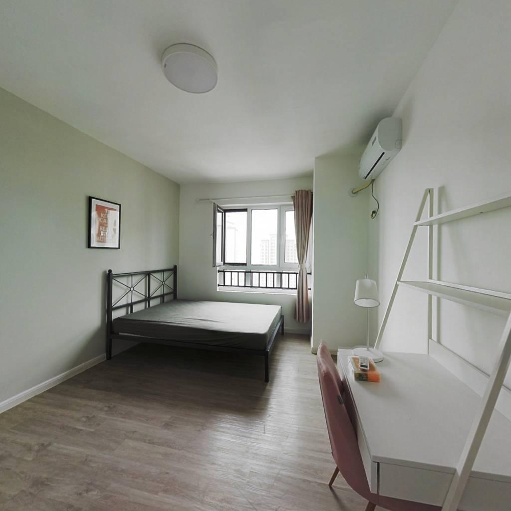 合租·路劲太阳城皓阳园 4室1厅 东卧室图