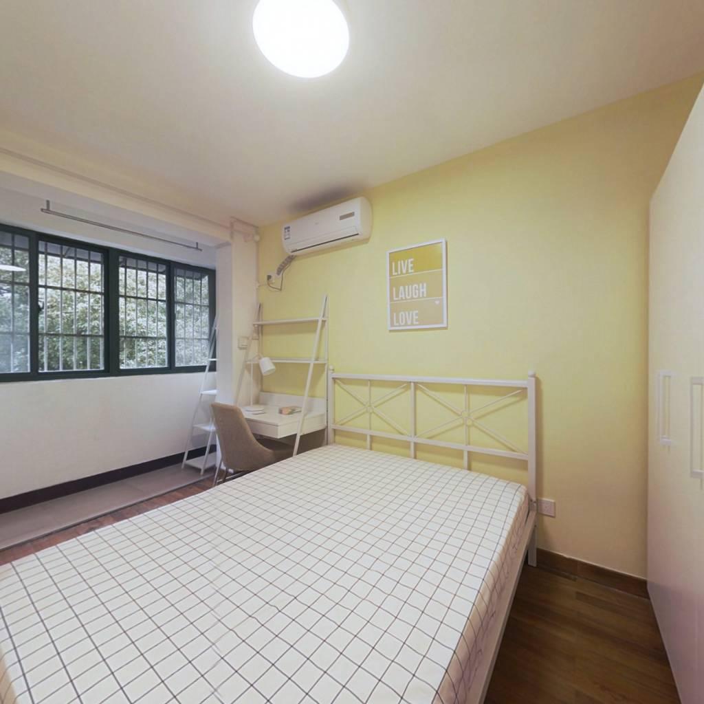 合租·景明佳园赋景苑 3室1厅 北卧室图