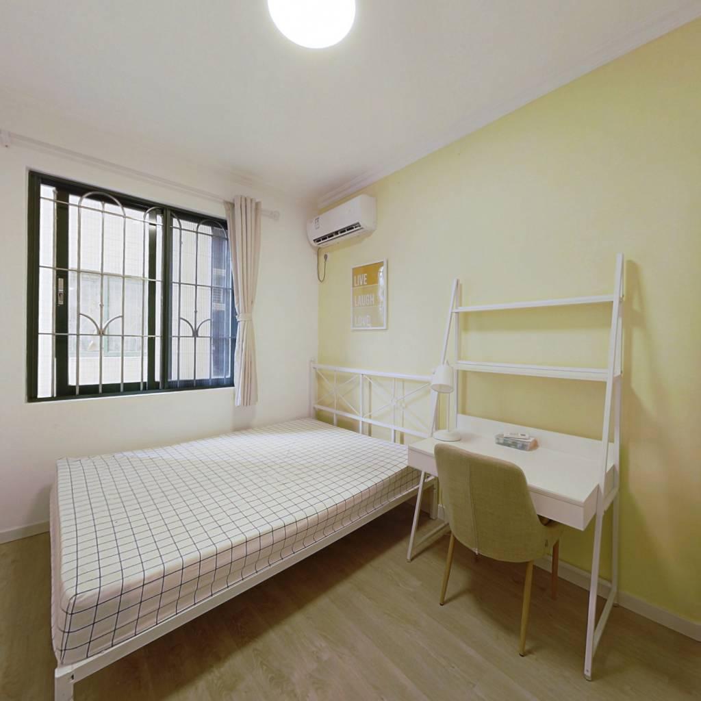 合租·顺景雅苑 4室1厅 南卧室图